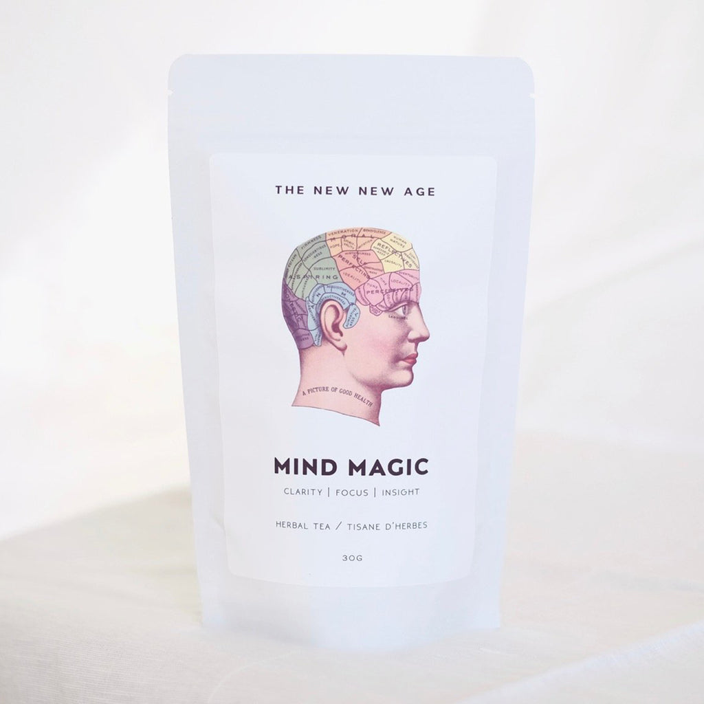 the new new age mind magic herbal tea