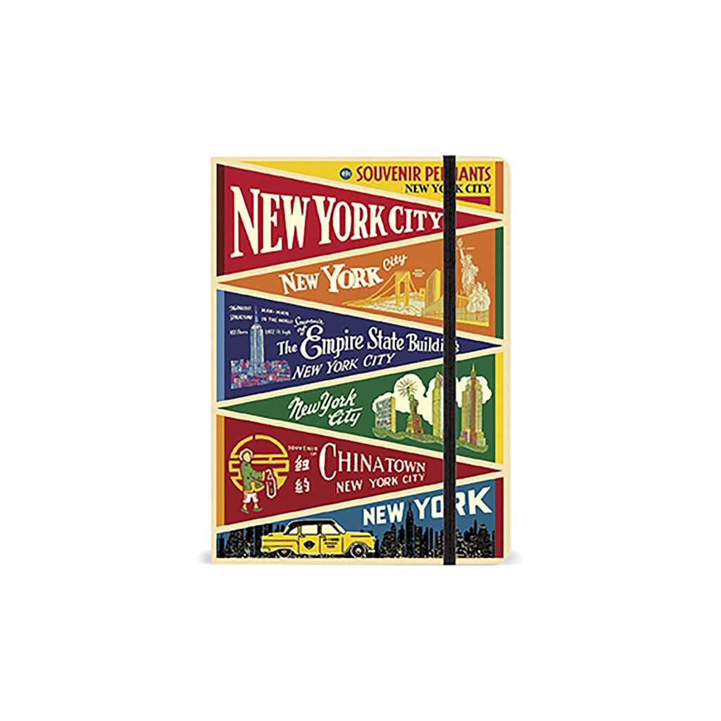 NYC Pennants Notebook