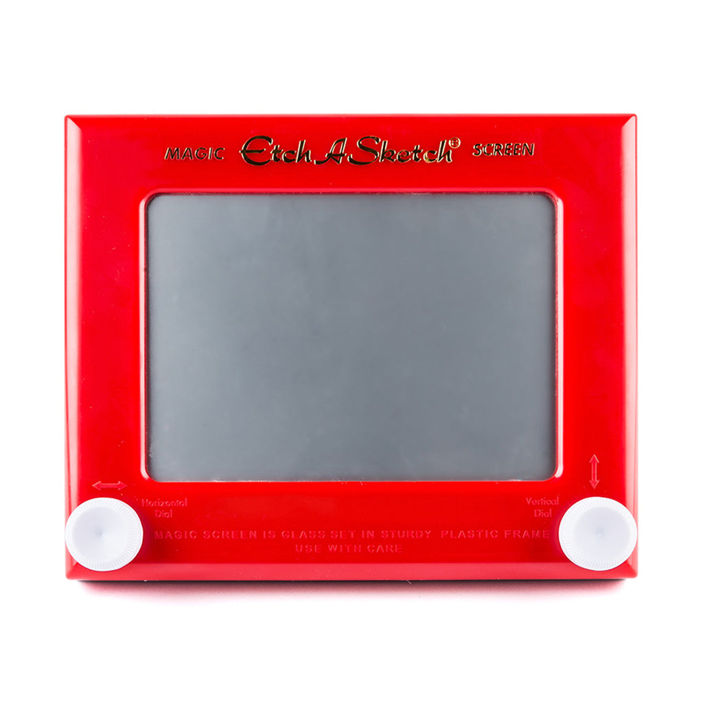 classic etch a sketch front
