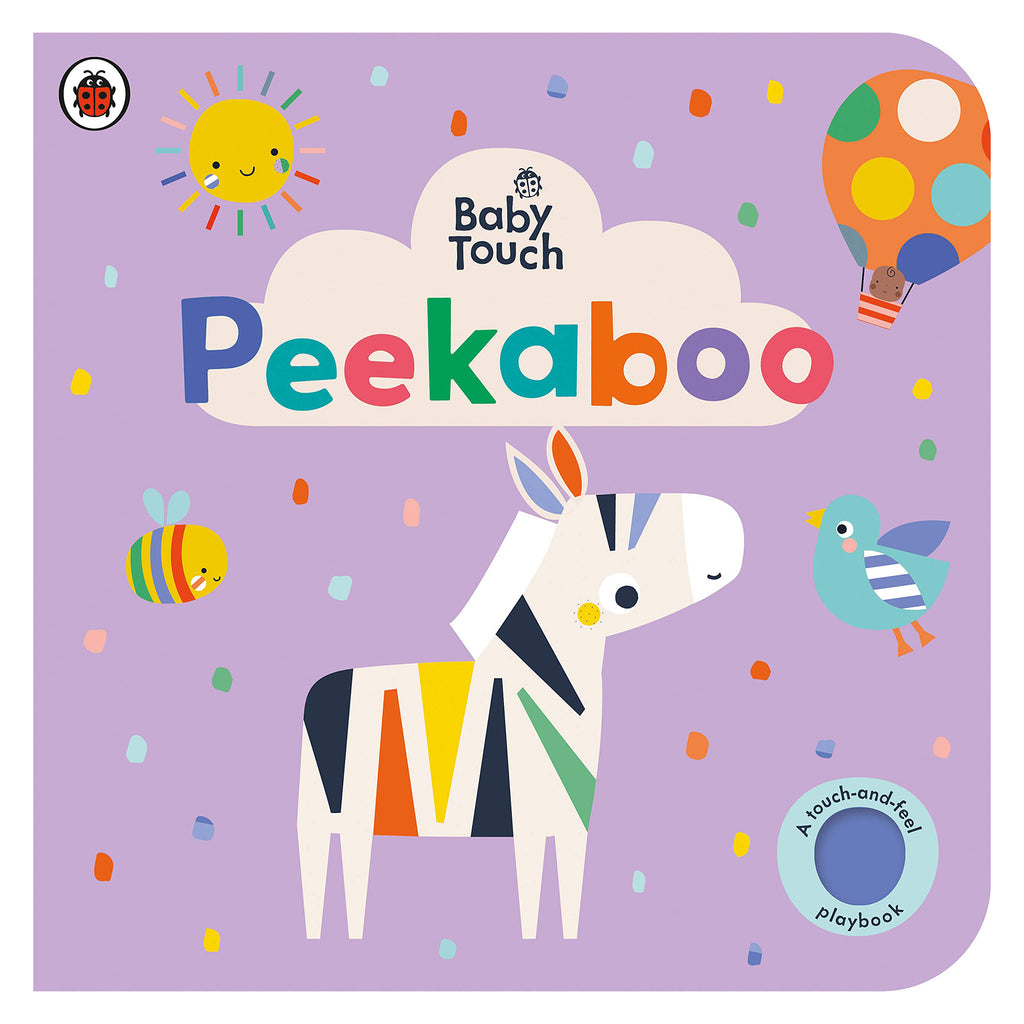 penguin baby touch peekaboo book board