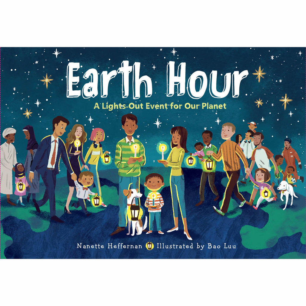 penguin earth hour lights out event for our planet kids book cover