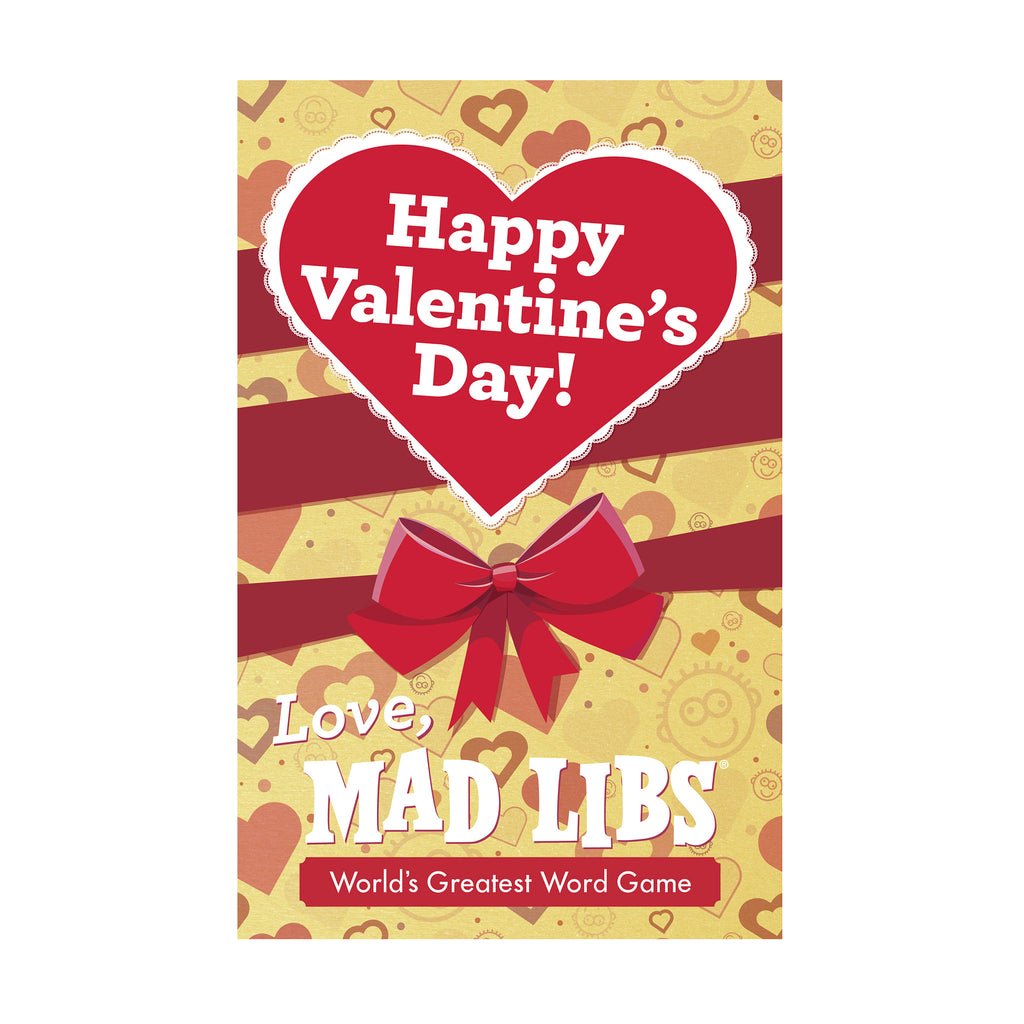 penguin happy valentines day love mad libs cover 9781524793395