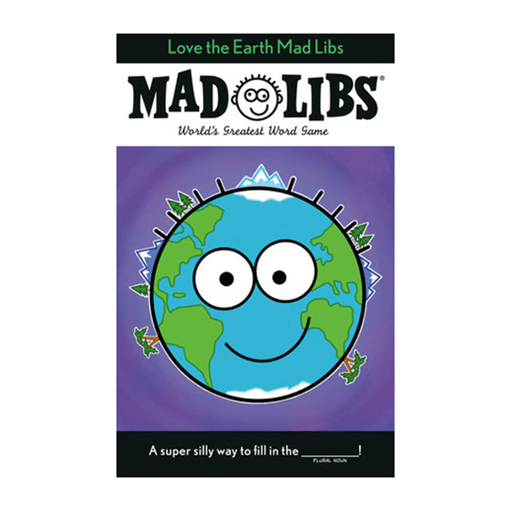 penguin love the earth mad libs book