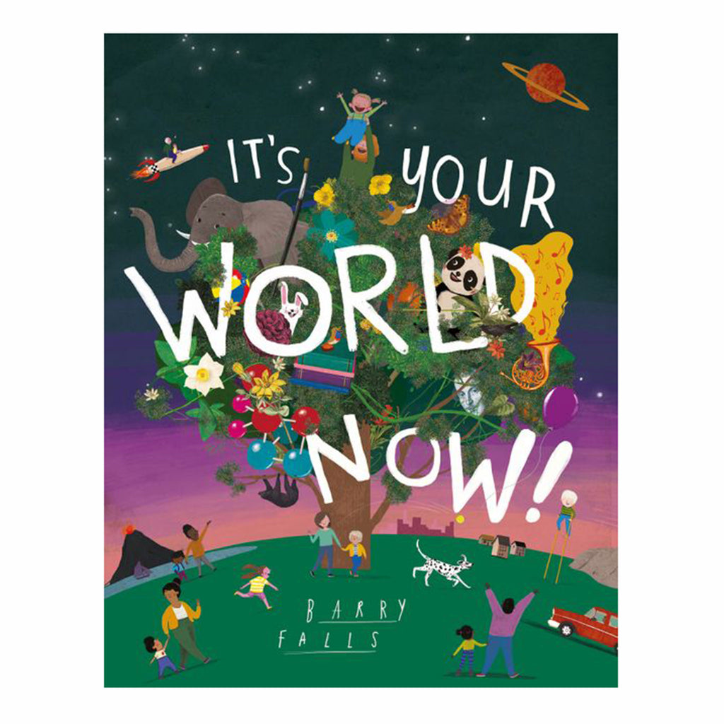 penguin pavilion its your world now book cover