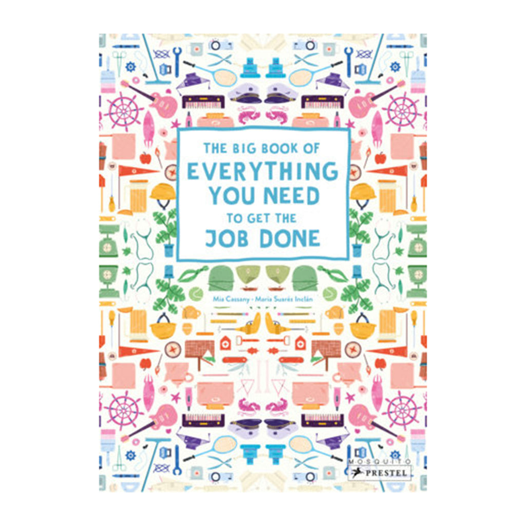 penguin random house big book of everything you need to get the job done book hardcover