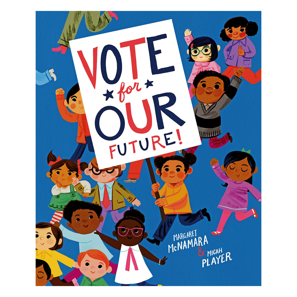 penguin random house vote for our future childrens picture book cover