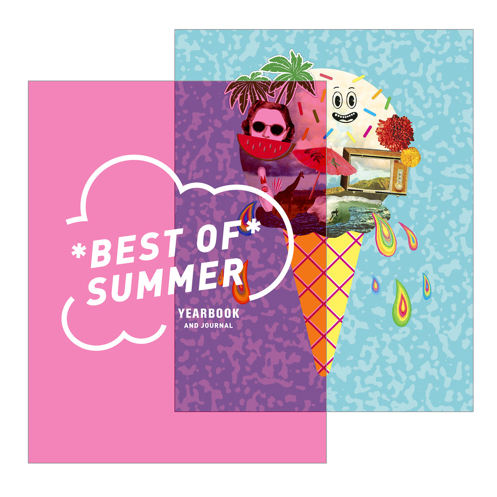 best of summer yearbook journal