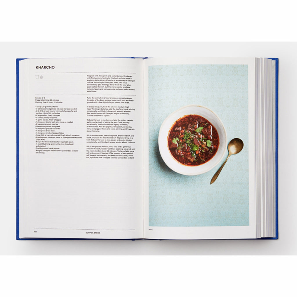 phaidon the jewish cookbook kharcho recipe