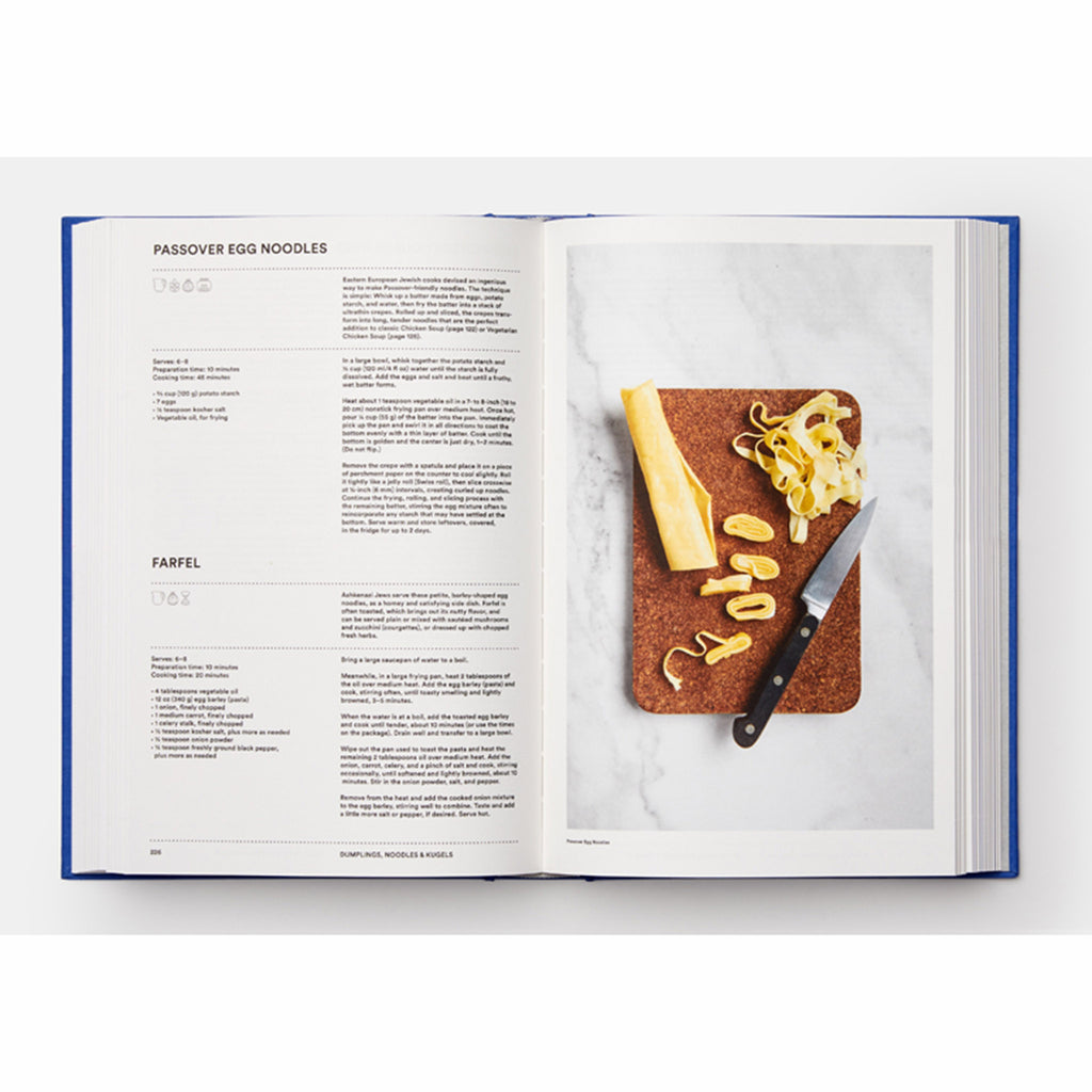 phaidon the jewish cookbook passover egg noodles recipe