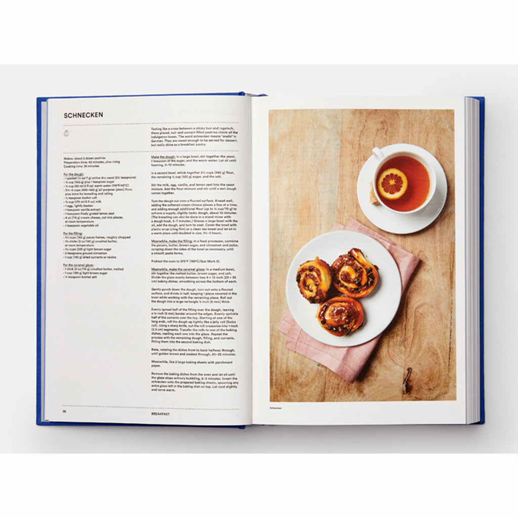 phaidon the jewish cookbook schnecken recipe