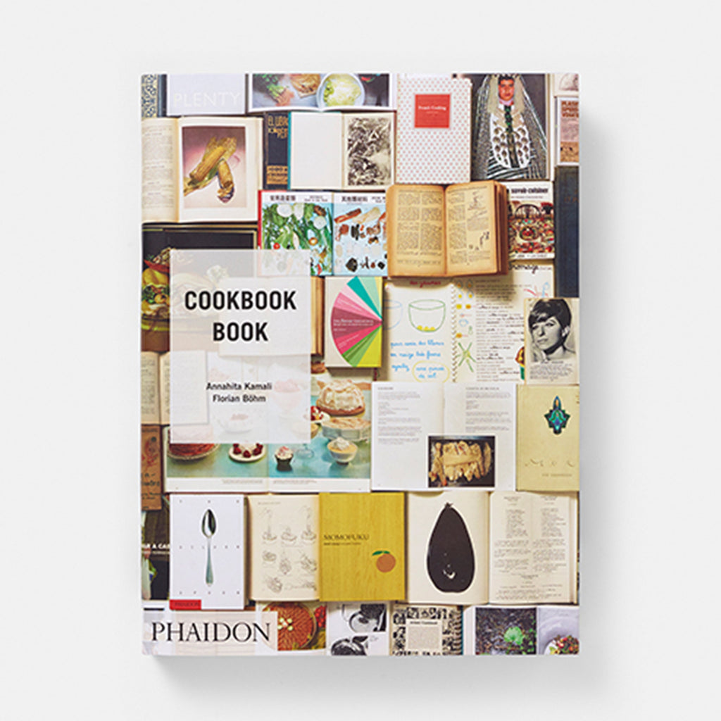 phaidon cookbook book cover flat