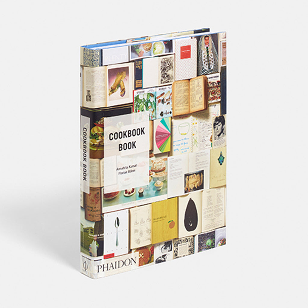 phaidon cookbook book cover side