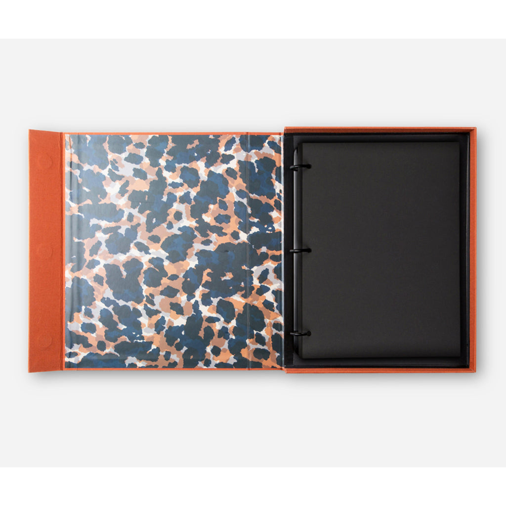 printworks life in picture coffee table photo album interior photo page