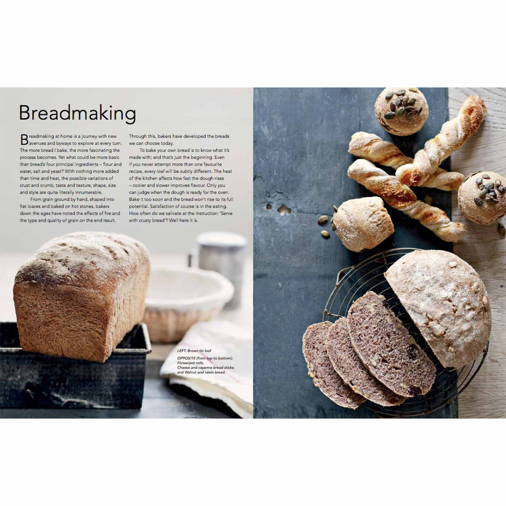 quarto the essential cooks kitchen cookbook breadmaking chapter opener