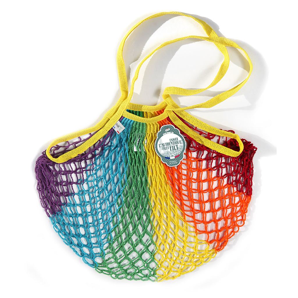 rainbow filt bag