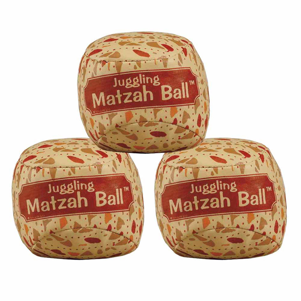rite lite passover juggling matzah balls set of three