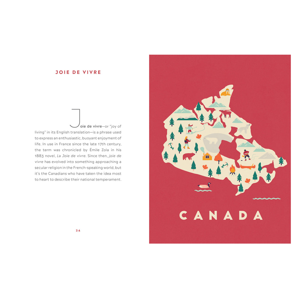 the atlas of happiness: the global secrets of how to be happy book canada