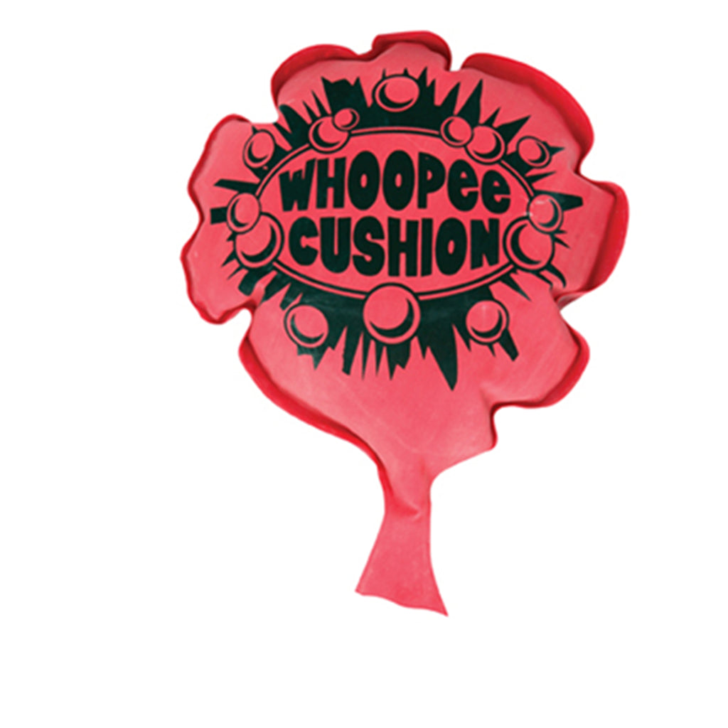 whoopie cushion inflated