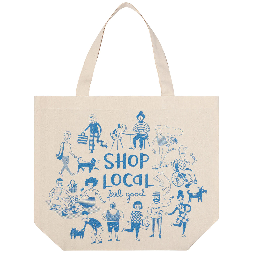 Shop Local Tote Bag