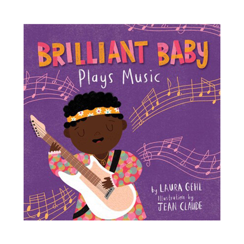 simon schuster brilliant baby plays music hardcover book