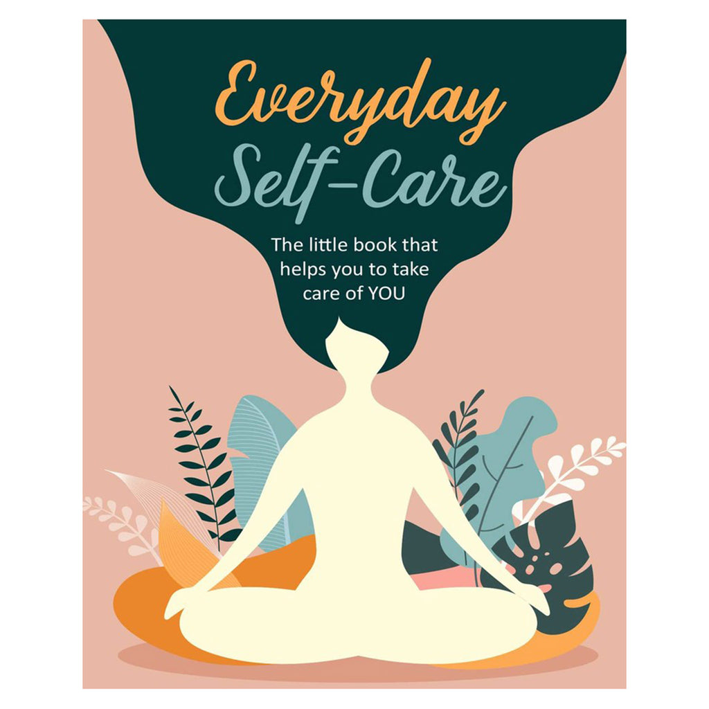 simon & schuster everyday self-care book cover