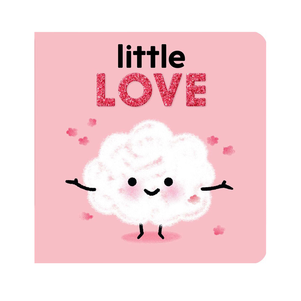 simon & schuster little love baby board book cover