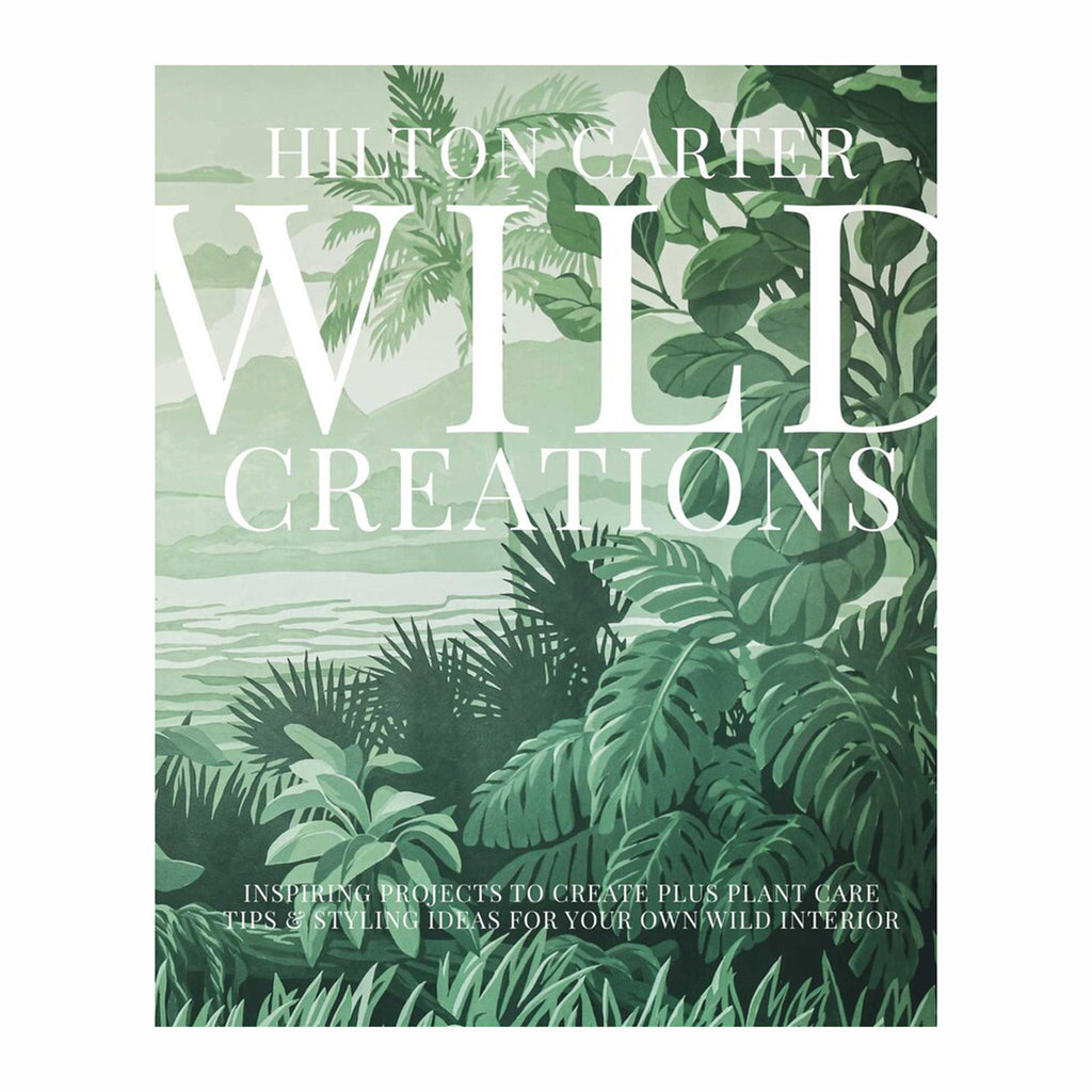 simon & schuster wild creations by hilton carter book cover