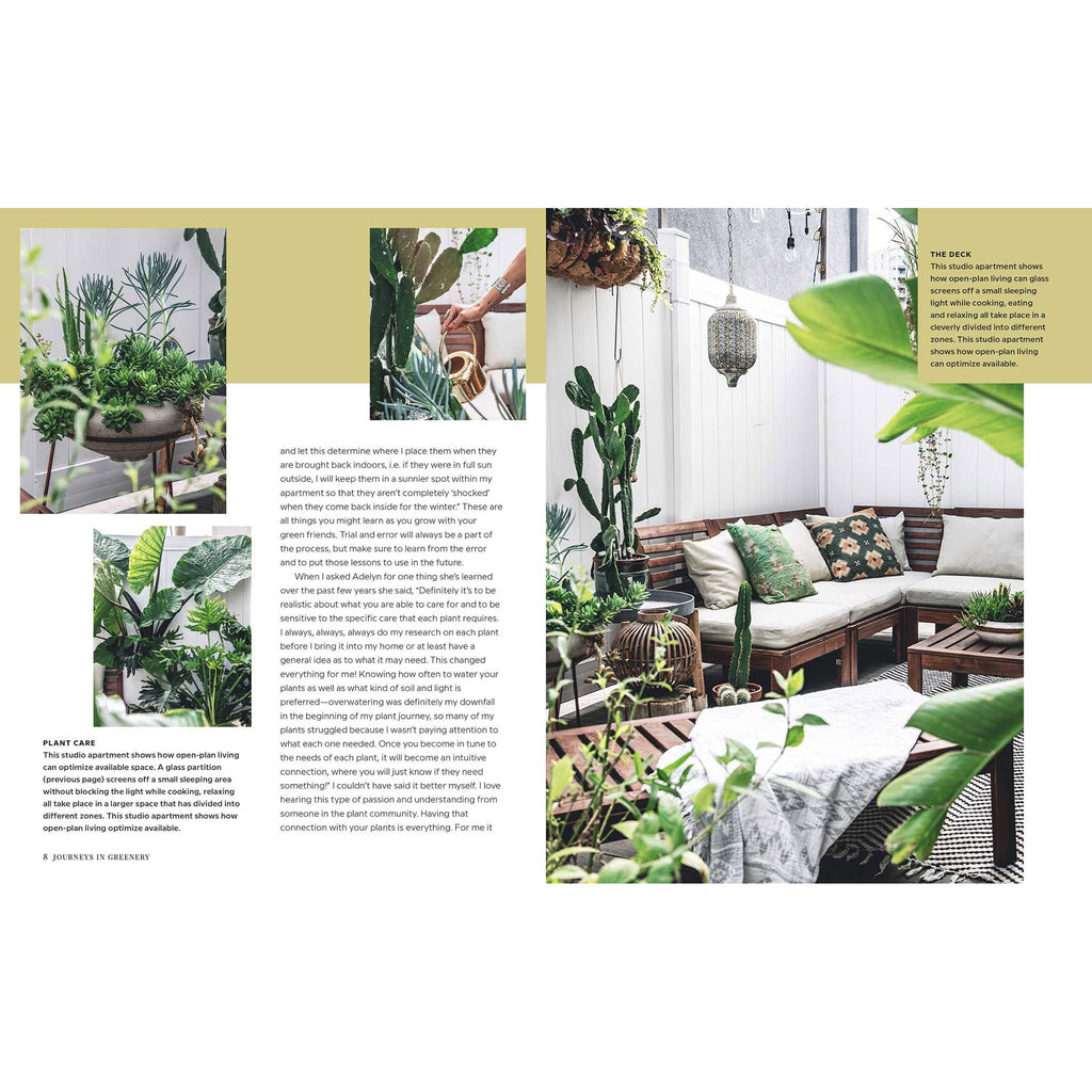 simon & schuster wild interiors beautiful plants in beautiful spaces book sample page 1