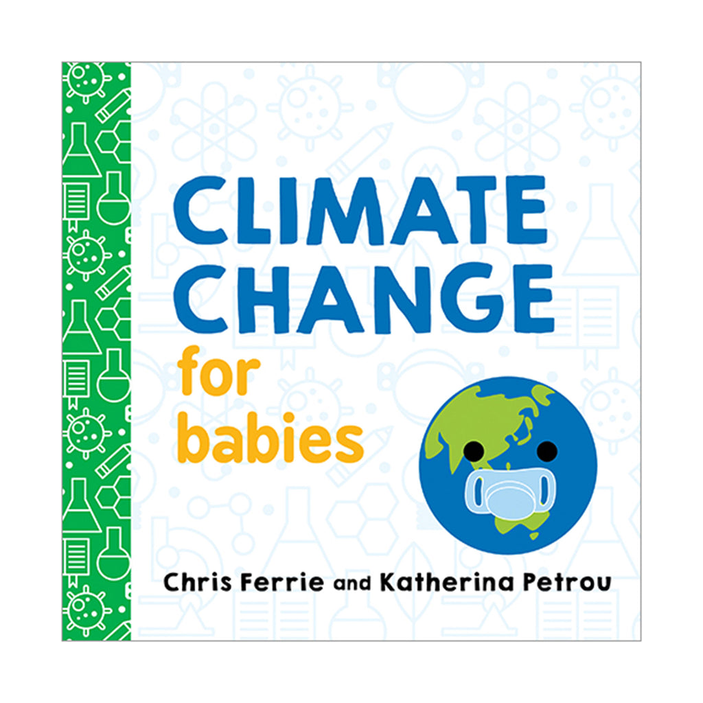 sourcebooks climate change for babies baby board book cover