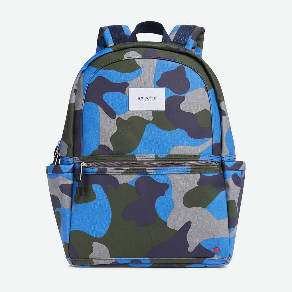 state bags kane backpack in coated camo