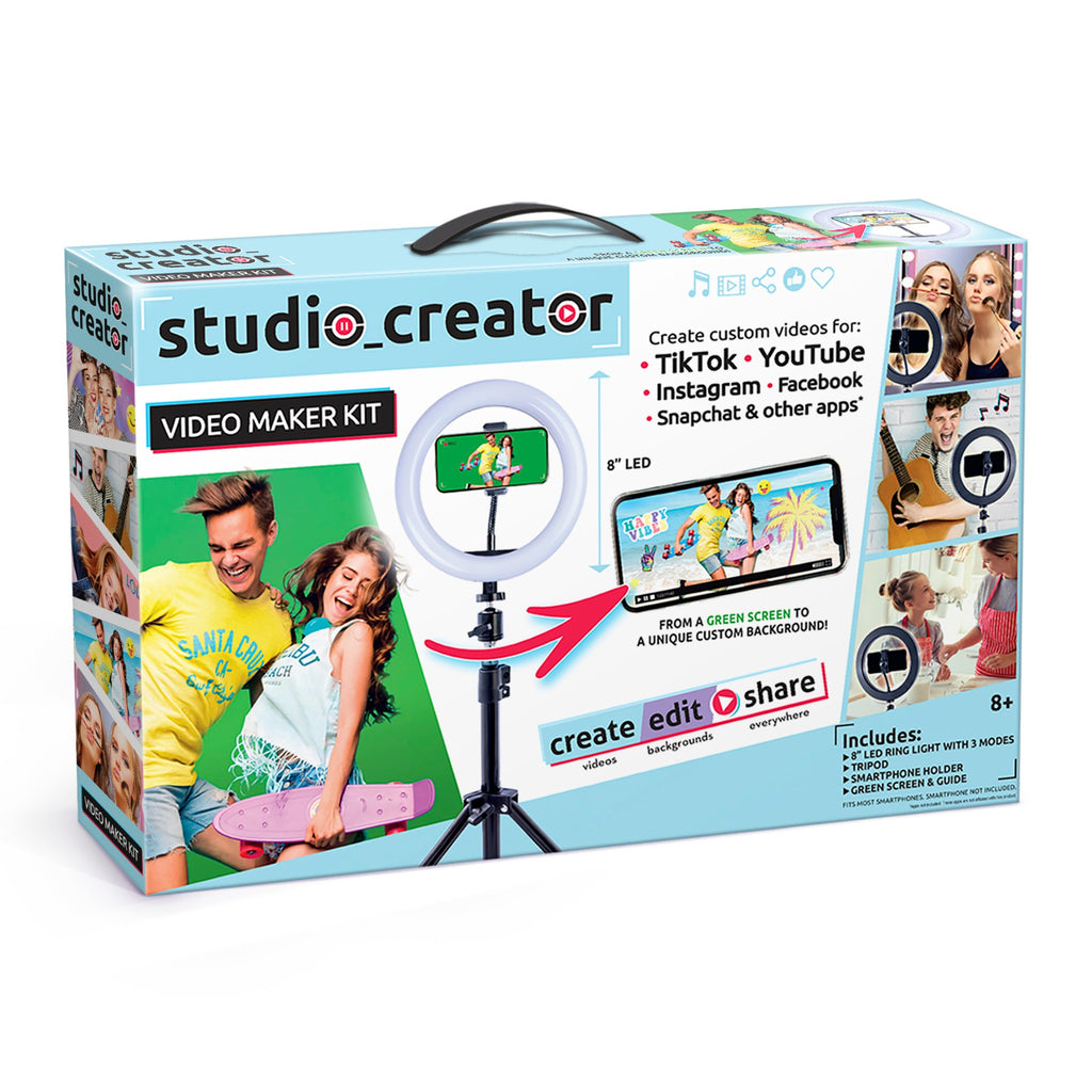 studio creator box with handle