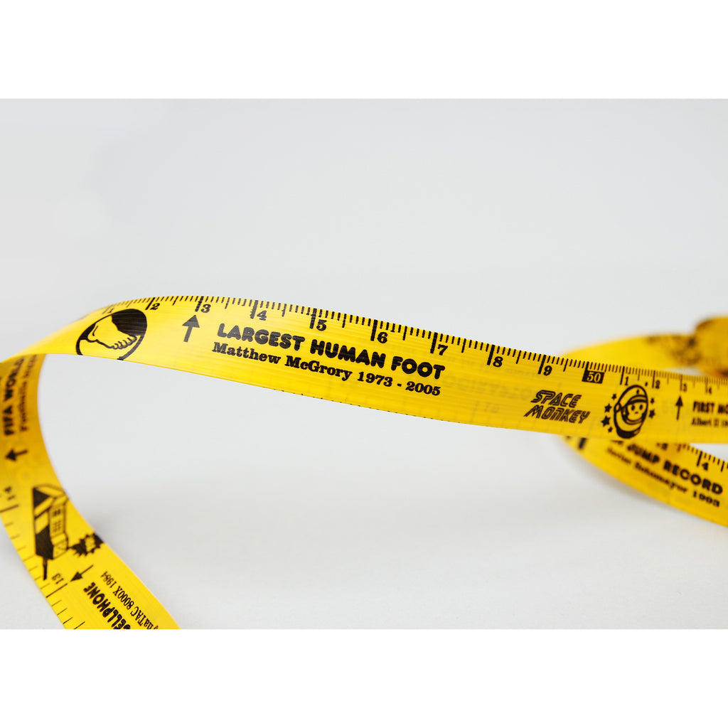 3m of facts 10 foot tape measure detail