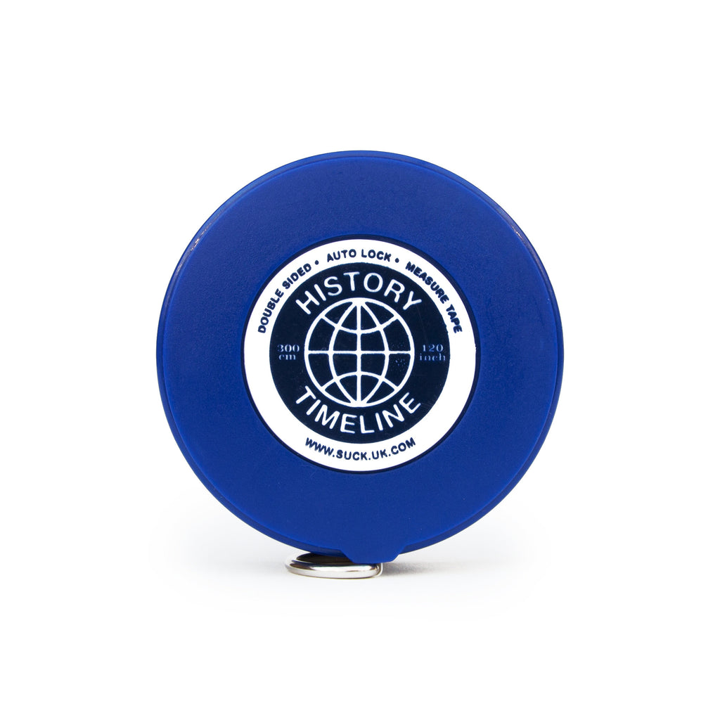 world timeline 20 foot tape measure