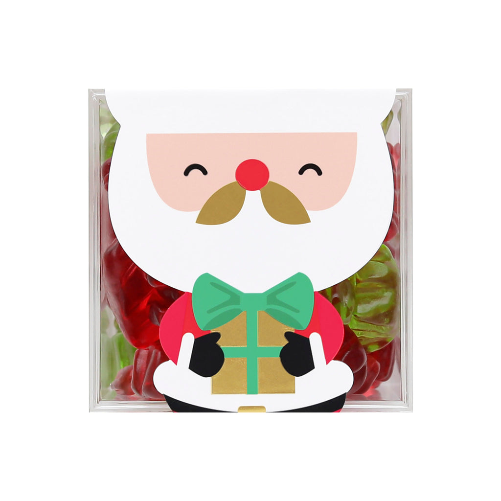 sugarfina santas trees raspberry green apple flavored red green christmas trees gummies holiday candy box top 2020