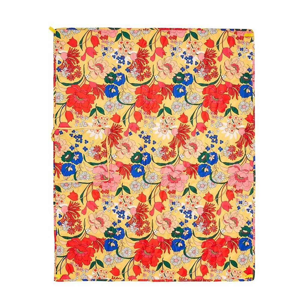 Sunshine Superbloom Outdoor Blanket
