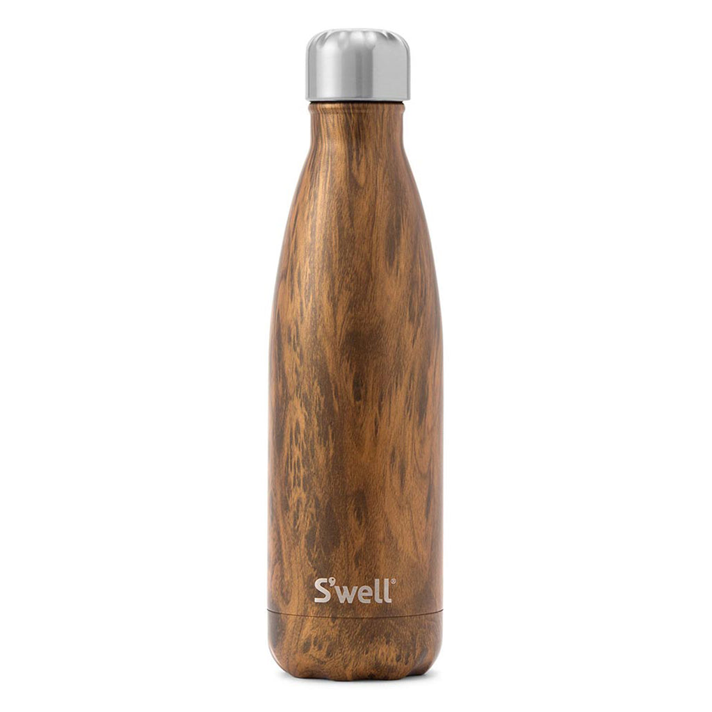 swell teakwood bottle