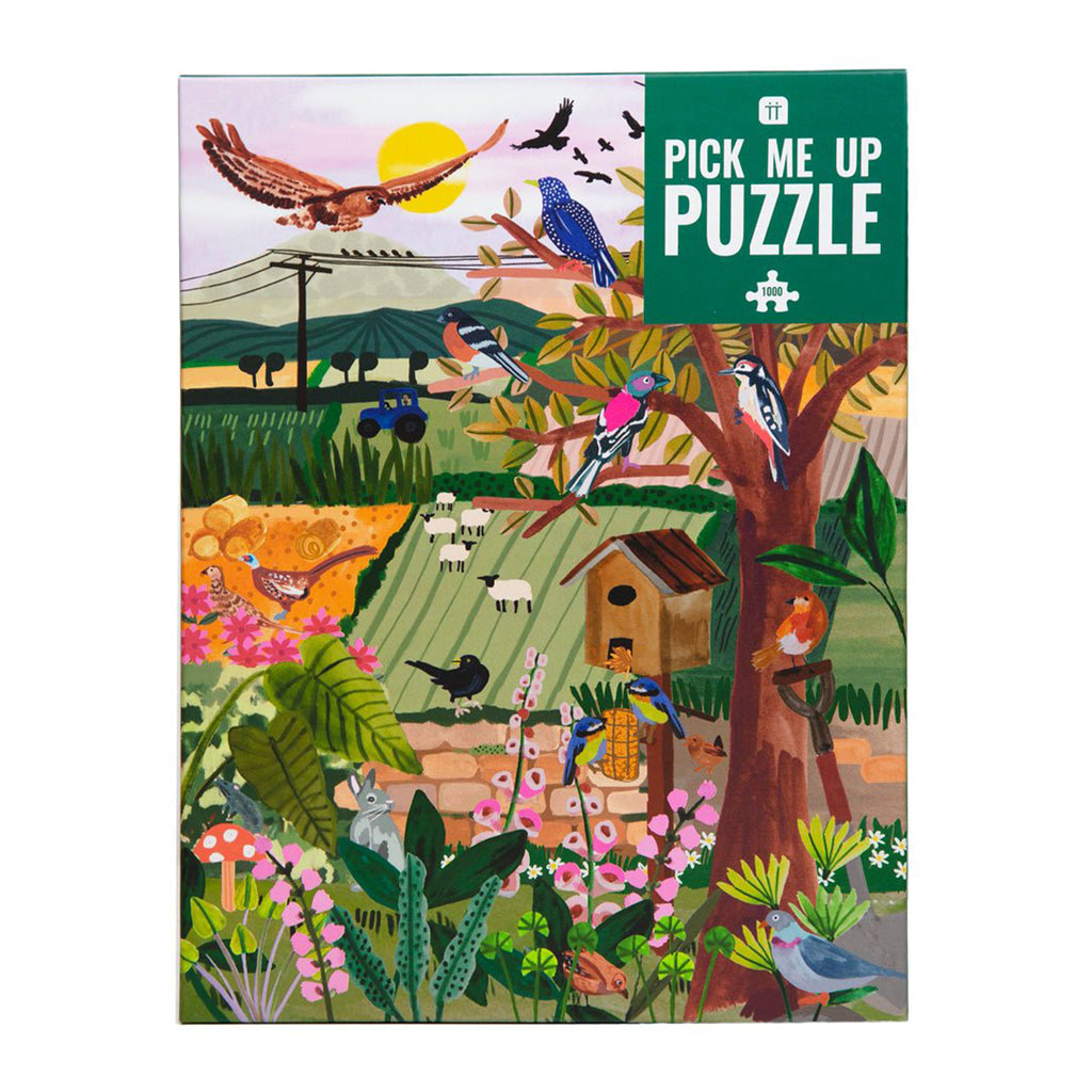 talking tables 1000 piece birds puzzle