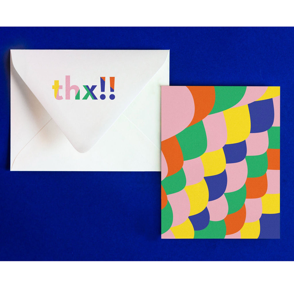 THX Thank You Card Set