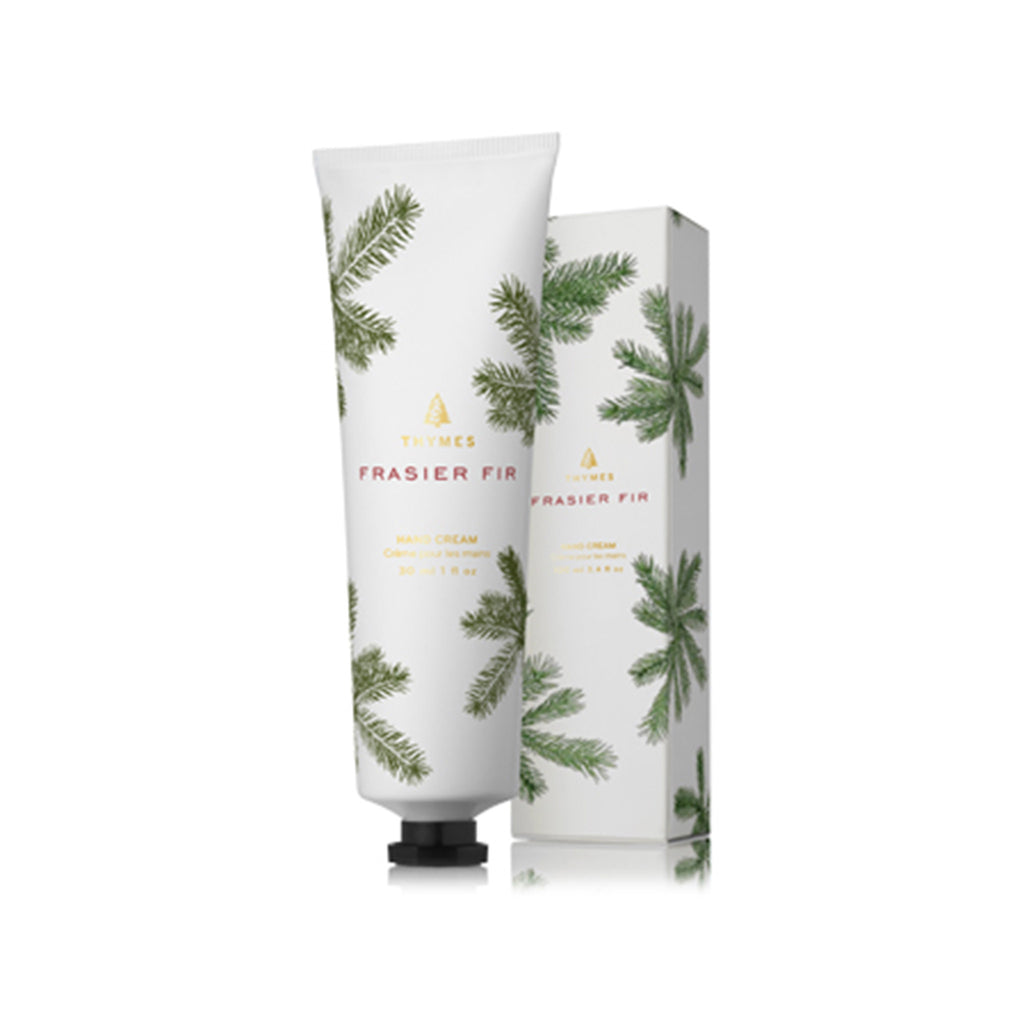thymes frasier fir scented luxury hand cream with our best selling holiday christmas fragrance
