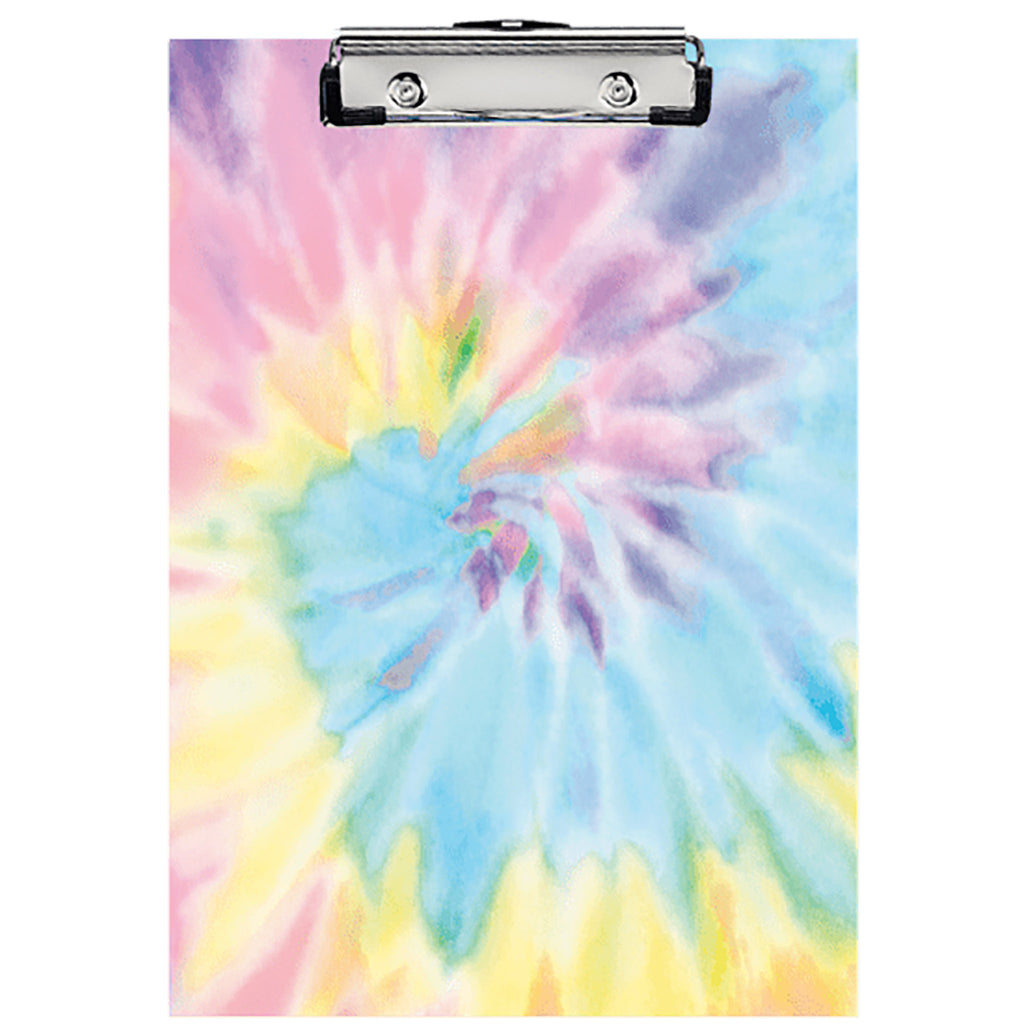 Tie Dye Clipboard Set
