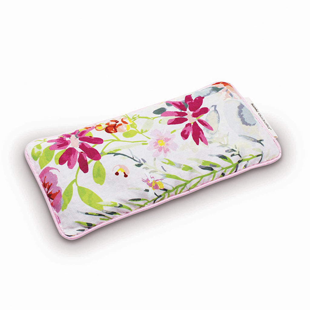 scented floral eye pillow