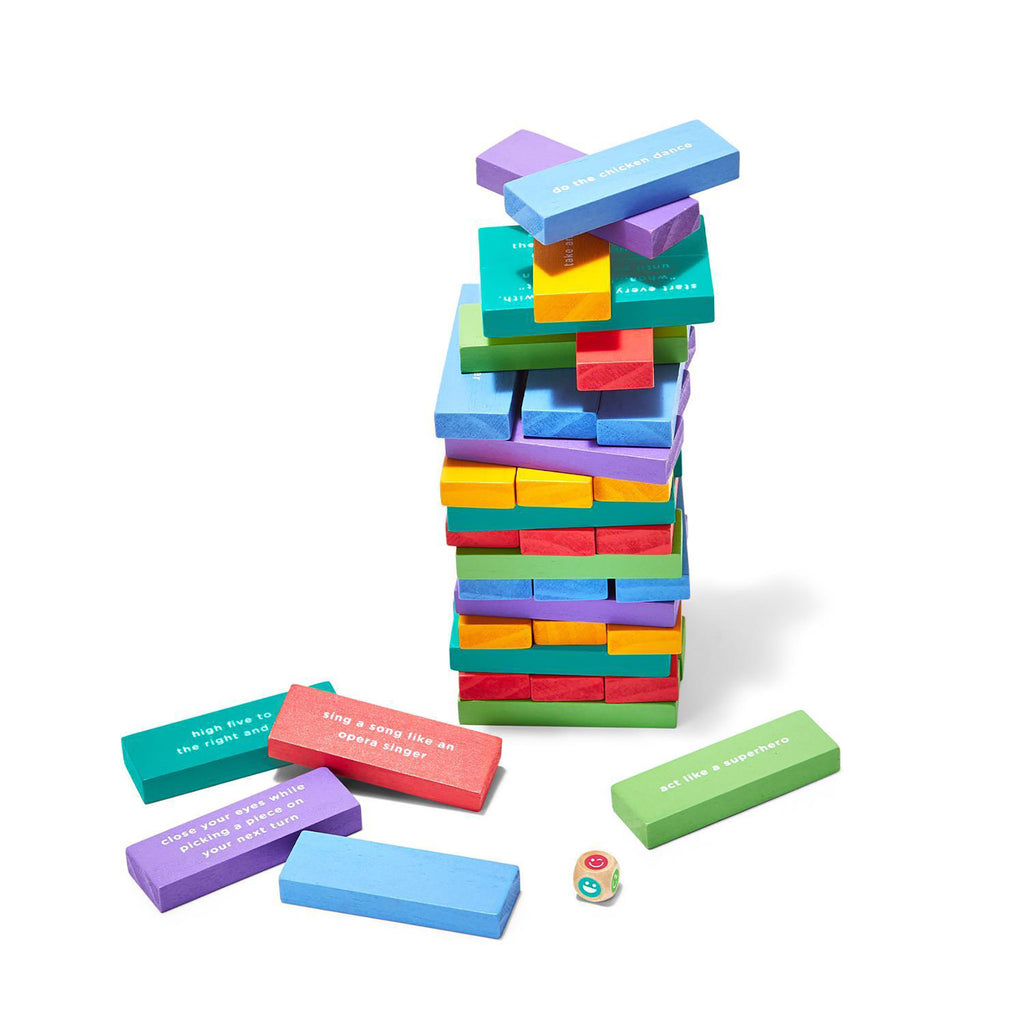 Tumbling Blocks Activity Set