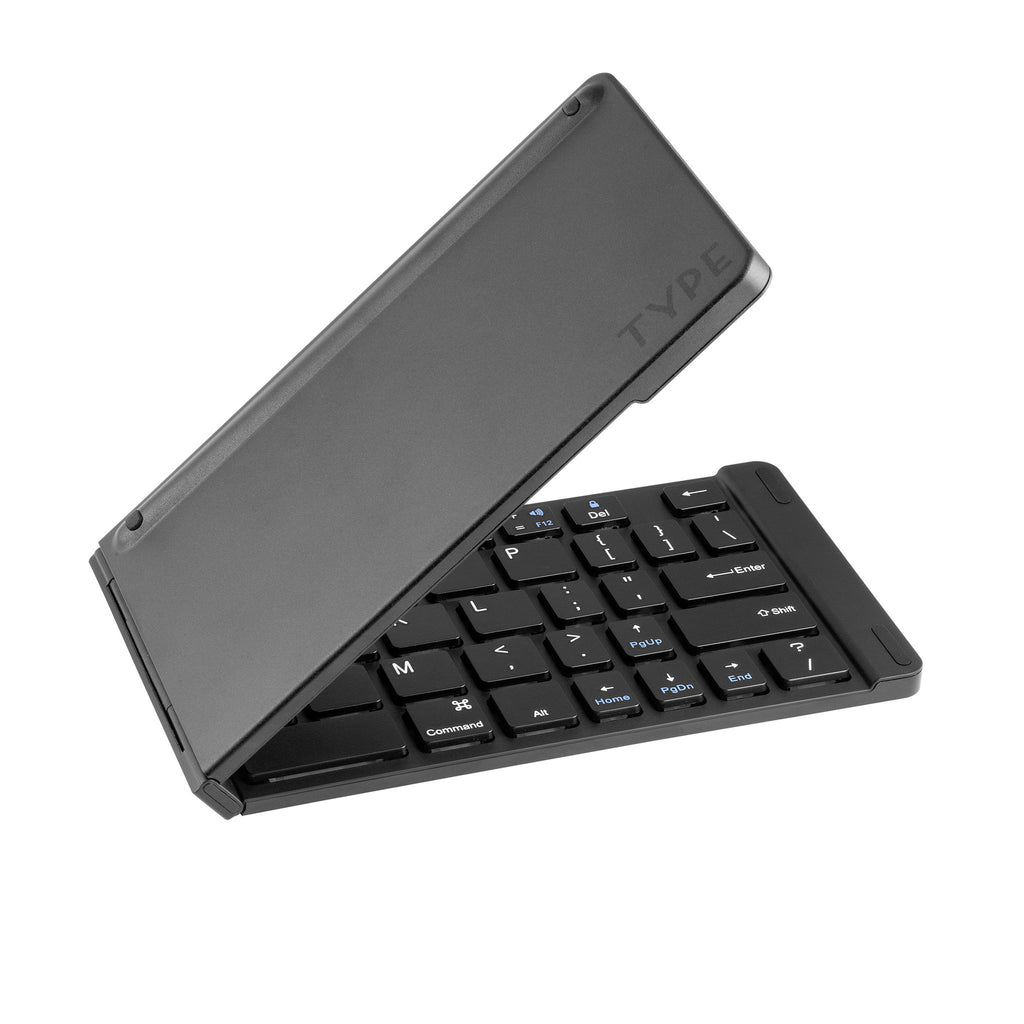 type keyboard matte black