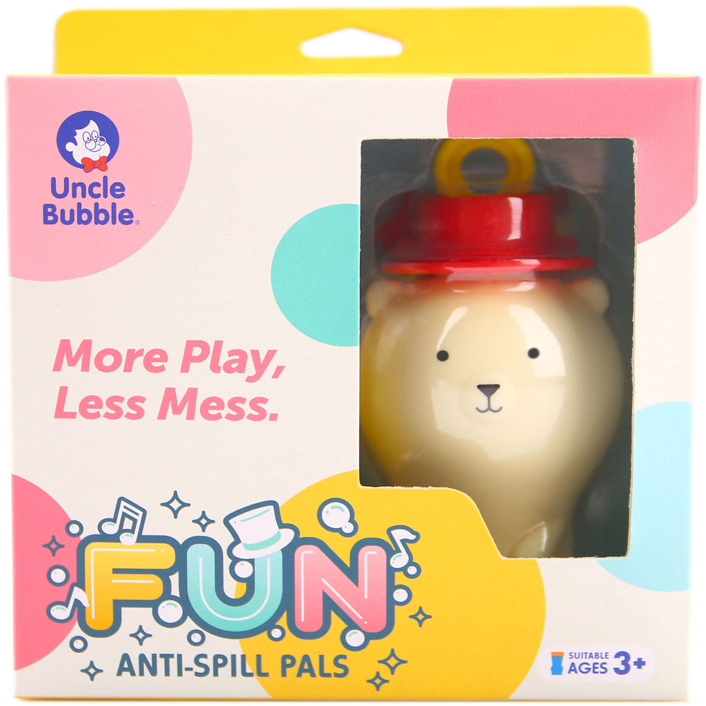 uncle bubble anti spill pals