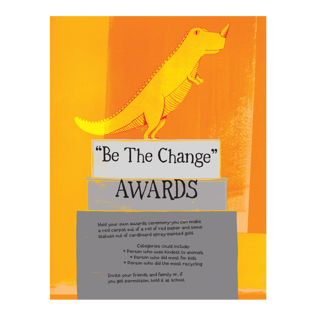 usborne be the change make it happen book awards page