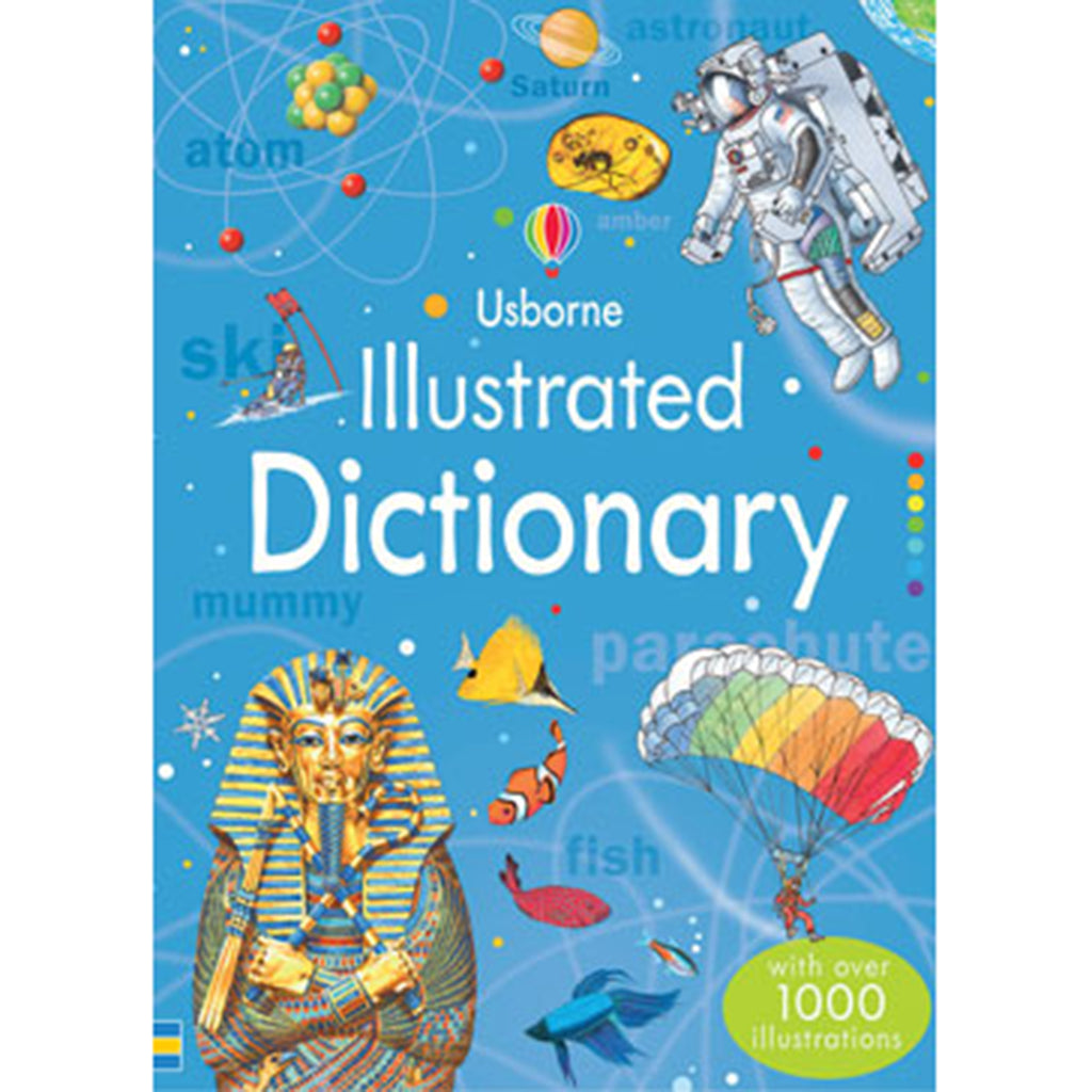 illustrated dictionary cover
