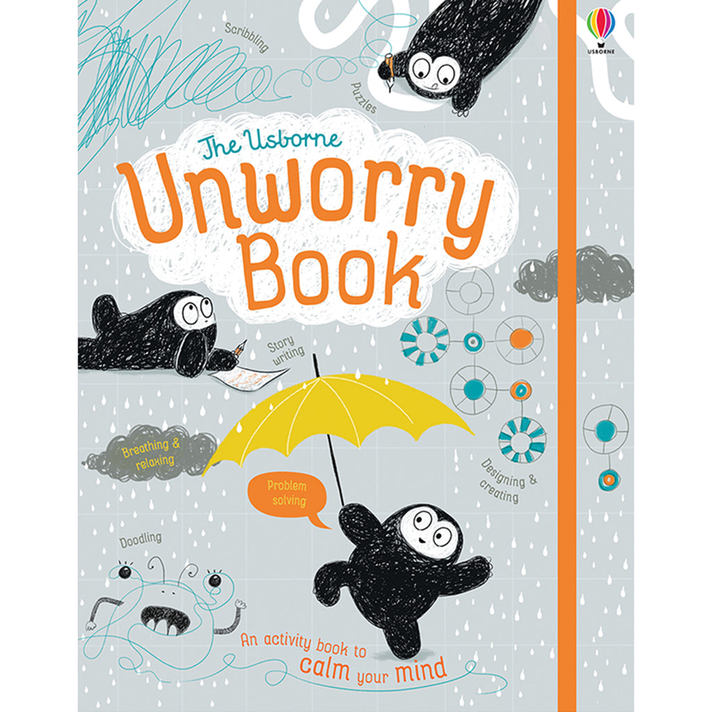 unworry book cover