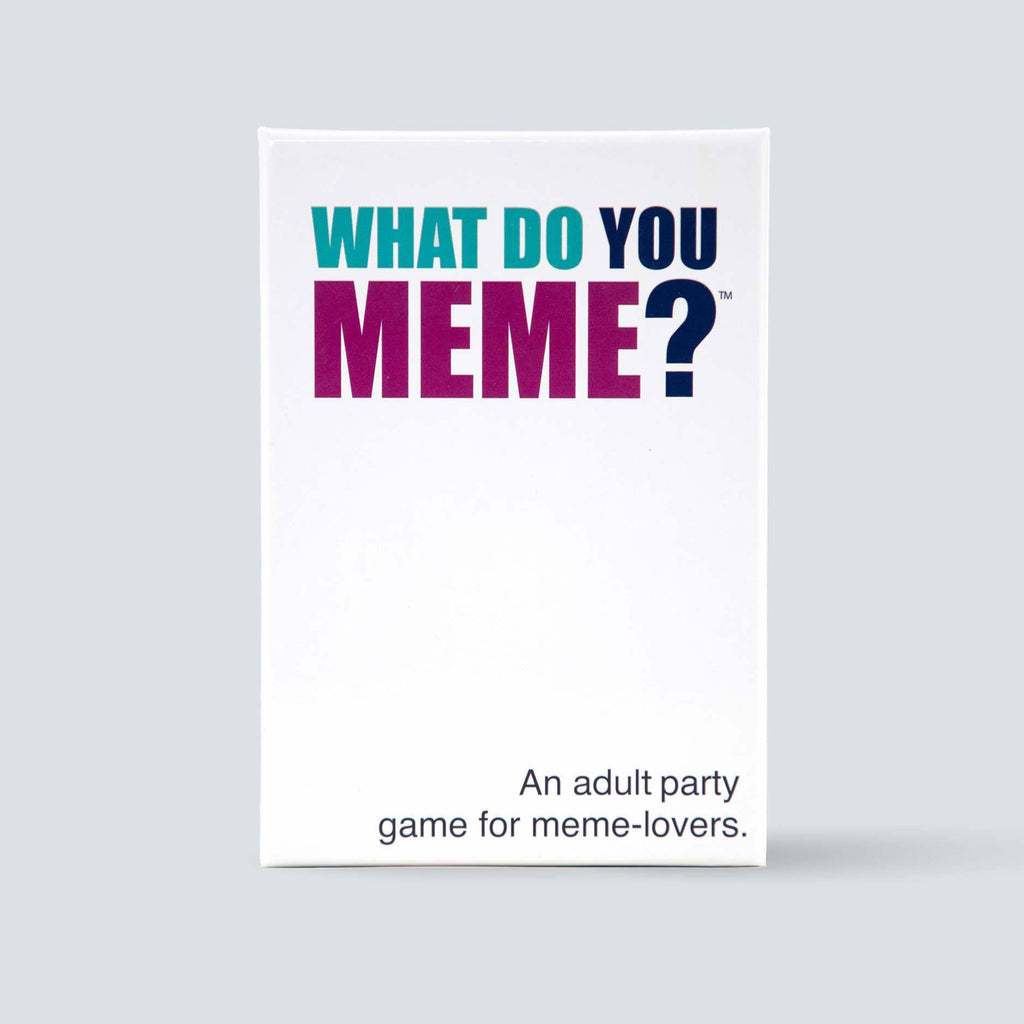 what do you meme core game box front