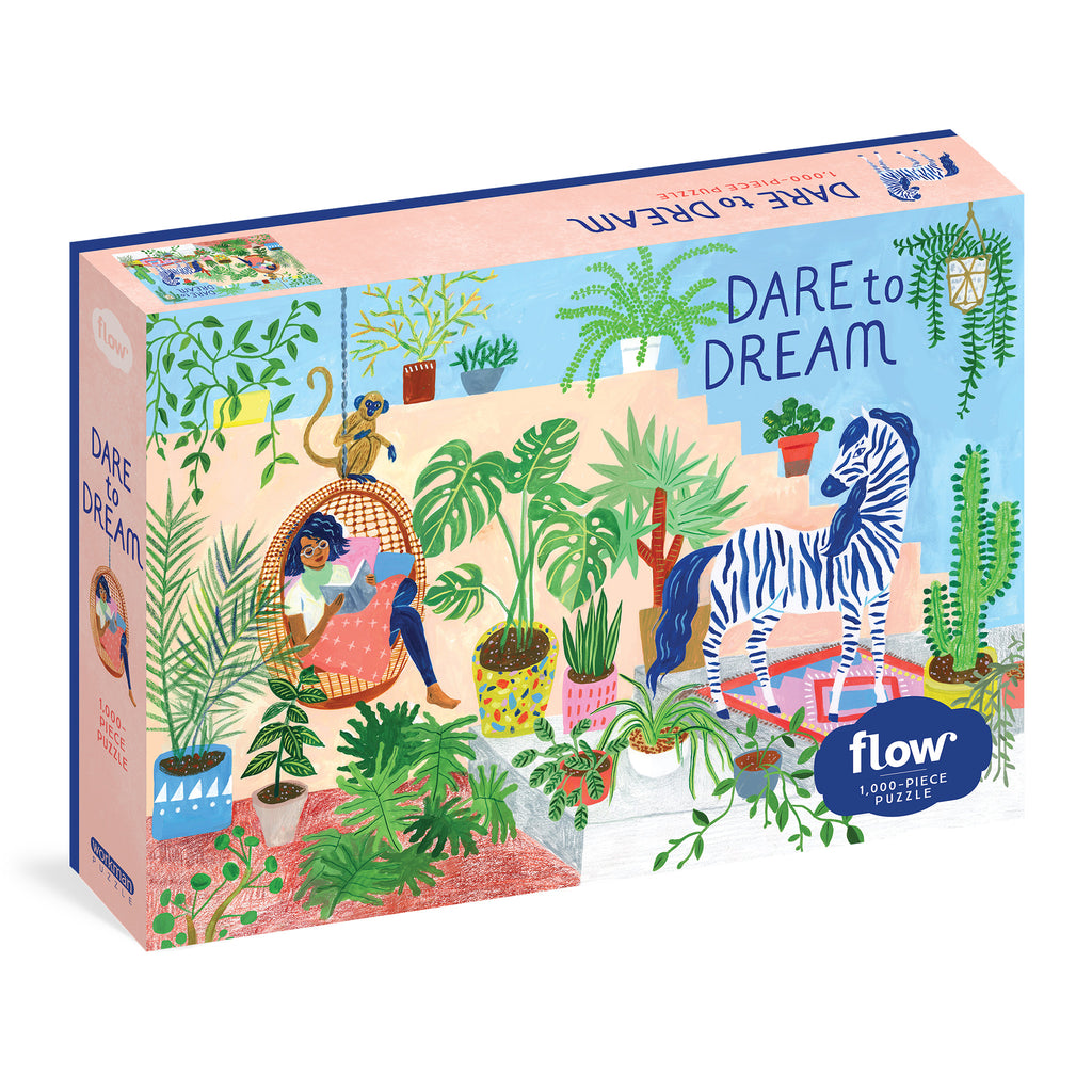 workman 1000 piece dare to dream jigsaw puzzle