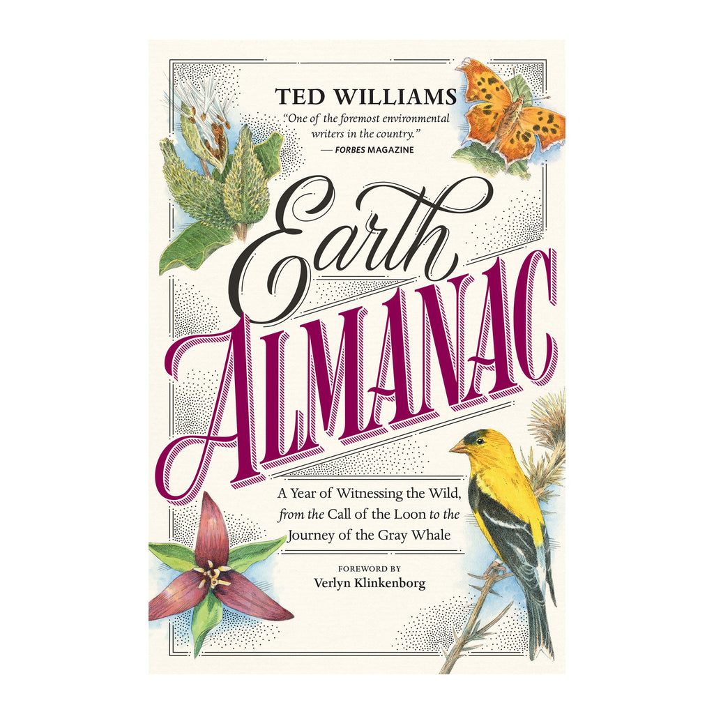 workman earth almanac nature essays book cover